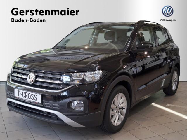 Volkswagen T-Cross Life 1.0 l TSI OPF 70 kW (95 PS) 5-Gang, Jahr 2019, Benzin