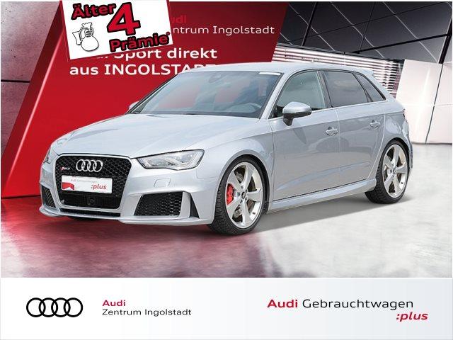 Audi RS3 Sportback 2.5 TFSI qu MTM RS-AGA ACC 280 kmh, Jahr 2015, petrol