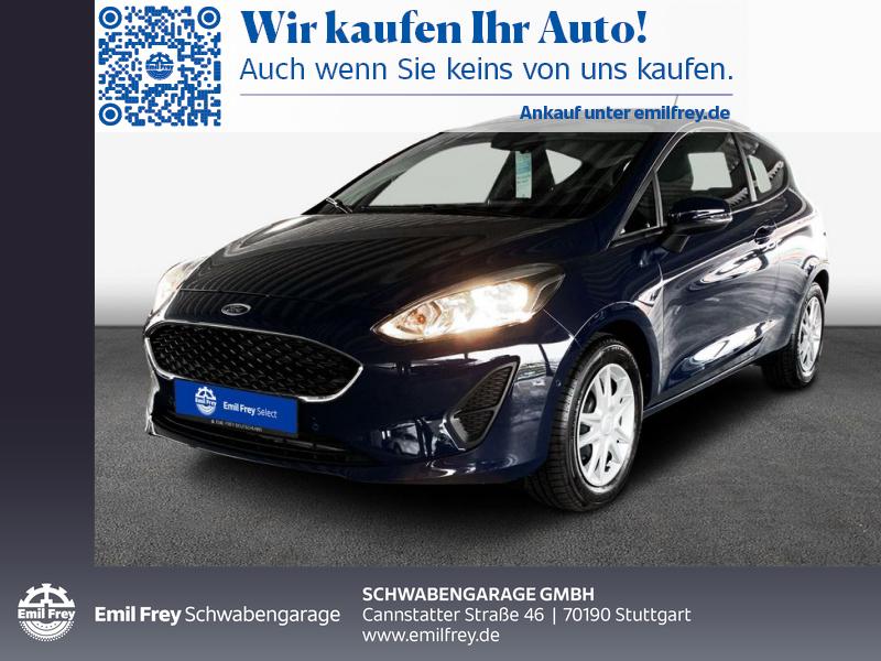 Ford Fiesta 1.1 TREND, Jahr 2018, Benzin