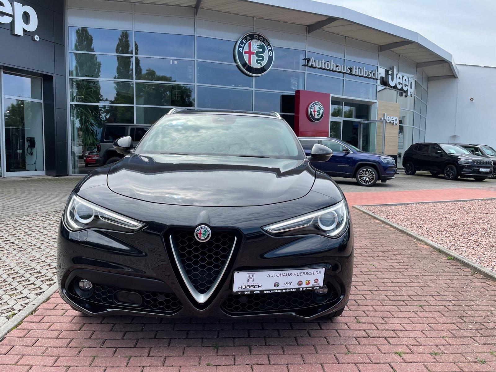 Alfa Romeo Stelvio Super Q4, Jahr 2017, Diesel