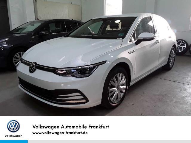 "Volkswagen Golf VIII 1.5 TSI Style Navi Alu18"", Jahr 2020, petrol"