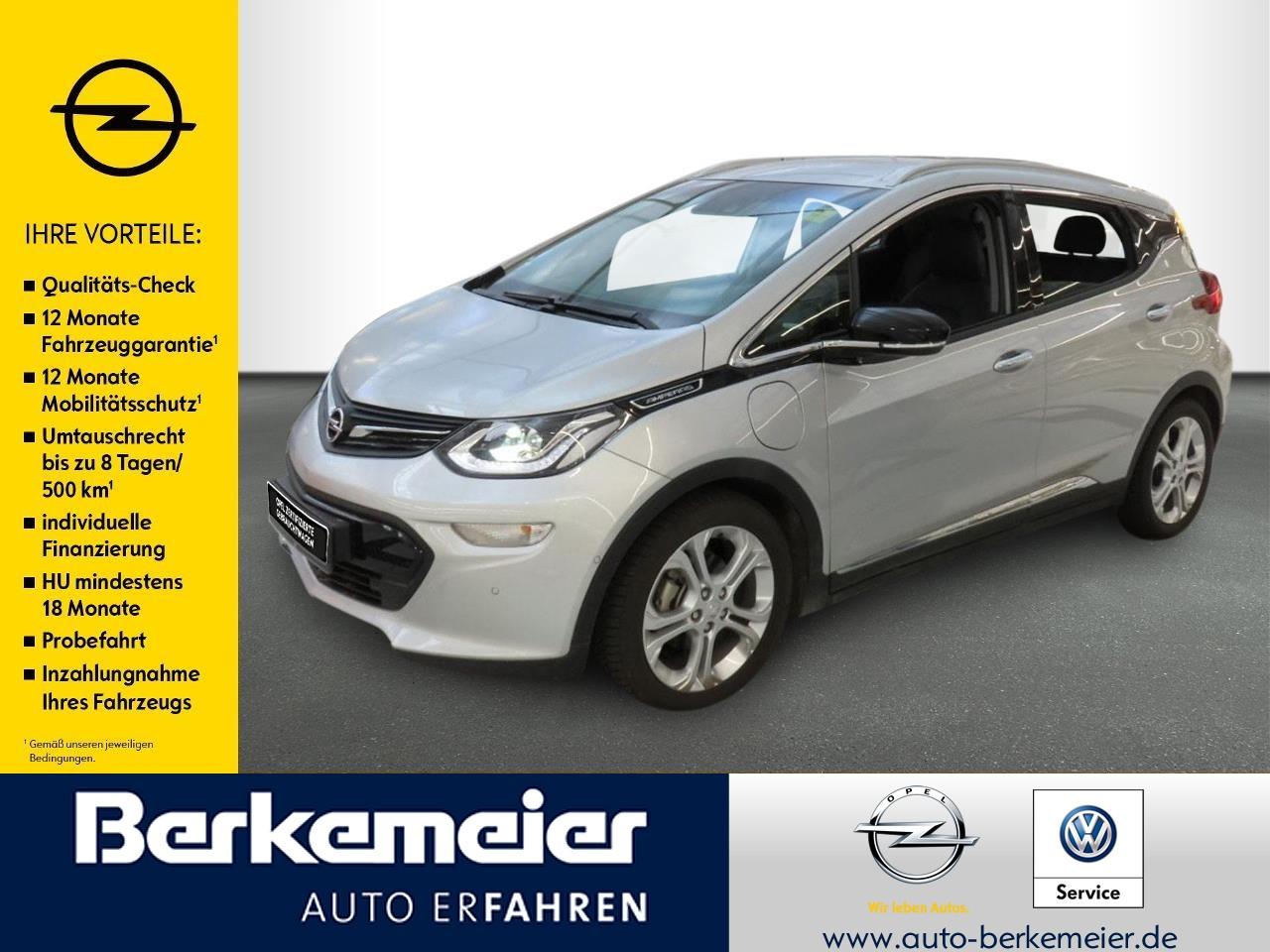 Opel Ampera-e Leder Xenon Permiump.Assitenzp.Winterp., Jahr 2019, Elektro