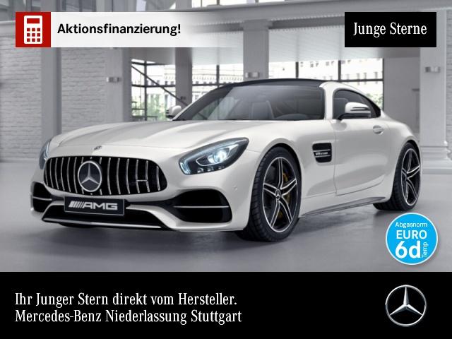 Mercedes-Benz AMG GT C Cp. Keramik Burmester 3D Carbon Pano LED, Jahr 2019, Benzin