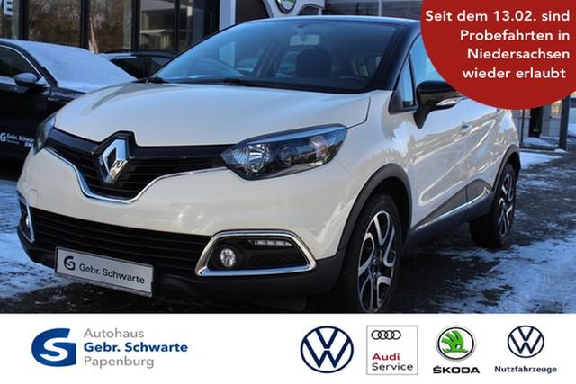 Renault Captur 09.TCe 90 eco Klima GRA, Jahr 2014, Benzin