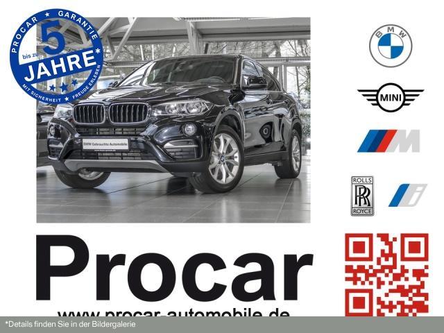 BMW X6 xDrive30d Navi Prof. Komfortsitze Standhzg., Jahr 2017, Diesel