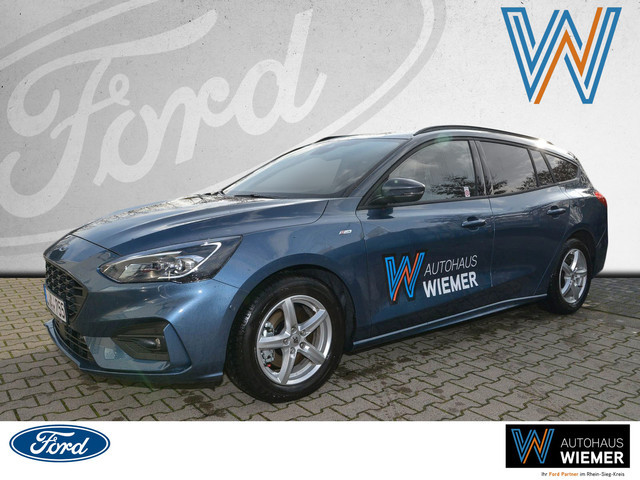 Ford Focus 1.0l EcoBoost Hybrid ST-Line Turnier 6-Gang Navi, Jahr 2020, Hybrid