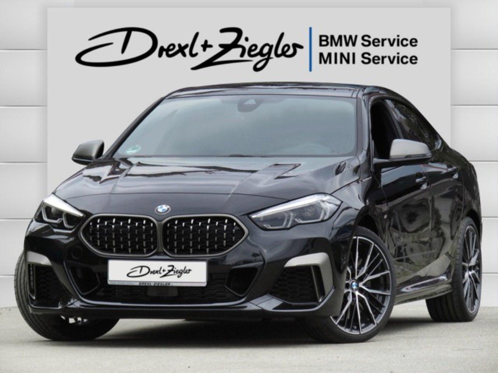 BMW M235i xDrive Gran Coupe Leder H&K D-C-Plus Alu19, Jahr 2020, Benzin