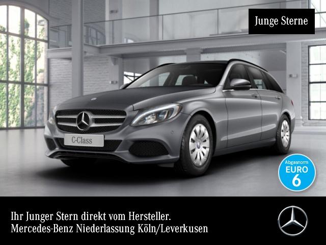Mercedes-Benz C 180 T LED Navi PTS Easy-Pack Sitzh Sitzkomfort, Jahr 2016, Benzin