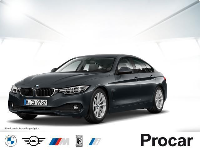 BMW 418 Gran Coupe D Advantage Navi Business PDC HIFI, Jahr 2018, Diesel