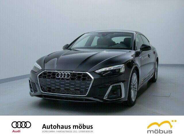 Audi A5 Sportback S line 40 TFSI S-TRO*ASSIST*HUD*LED, Jahr 2020, Benzin