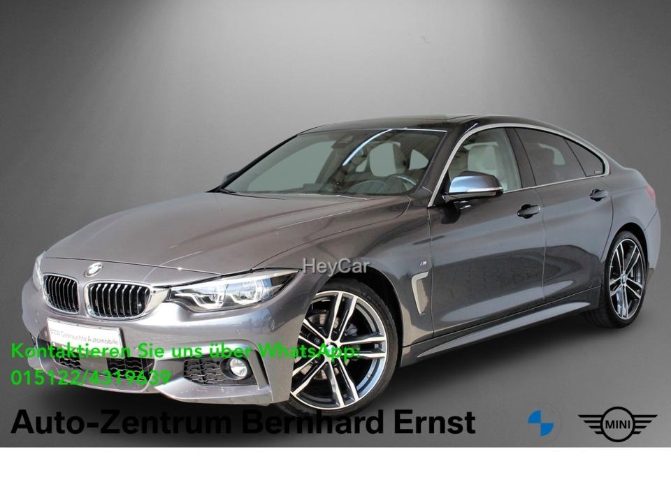 BMW 420 Gran Coupe Sport Line M Sportpaket Aut. PDC, Jahr 2018, Benzin
