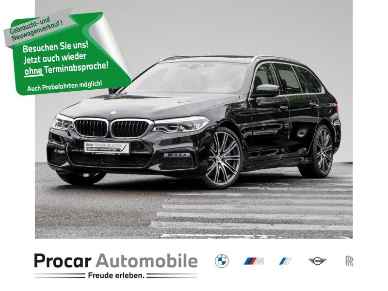 BMW 540d xDrive MSPORT+20-ZOLL+DRIVING-ASSISTANT-PLUS+PANO, Jahr 2018, Diesel