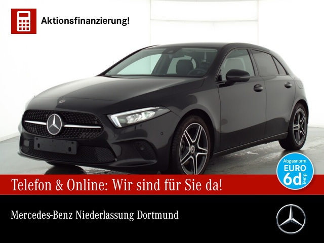 Mercedes-Benz A 180 Progressive 360° Navi Premium LED Night PTS, Jahr 2020, Benzin