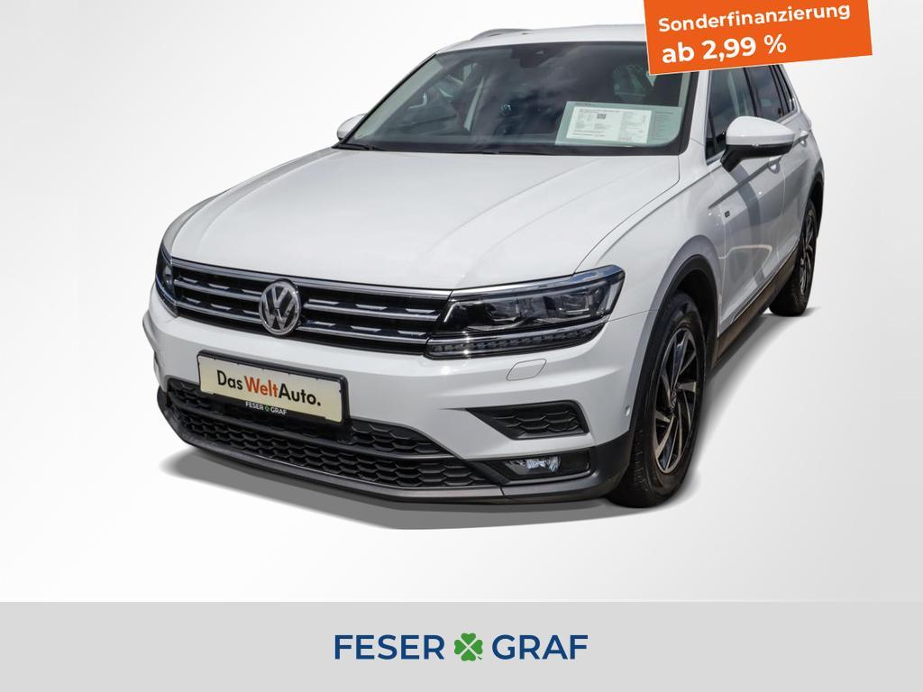 Volkswagen Tiguan 2.0 TDI JOIN AHK LED Rückfahrkamera, Jahr 2019, Diesel