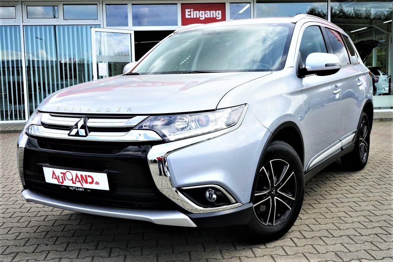 Mitsubishi Outlander, Jahr 2018, Benzin