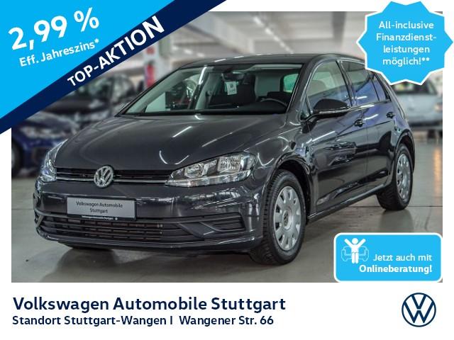 Volkswagen Golf Trendline 1.6 TDI Bluetooth PDC SHZ, Jahr 2018, Diesel