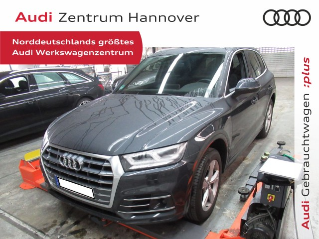 Audi Q5 2.0 40 TDI Sport, Pano, ACC, virtual, LED, Alcantara, Jahr 2019, Diesel