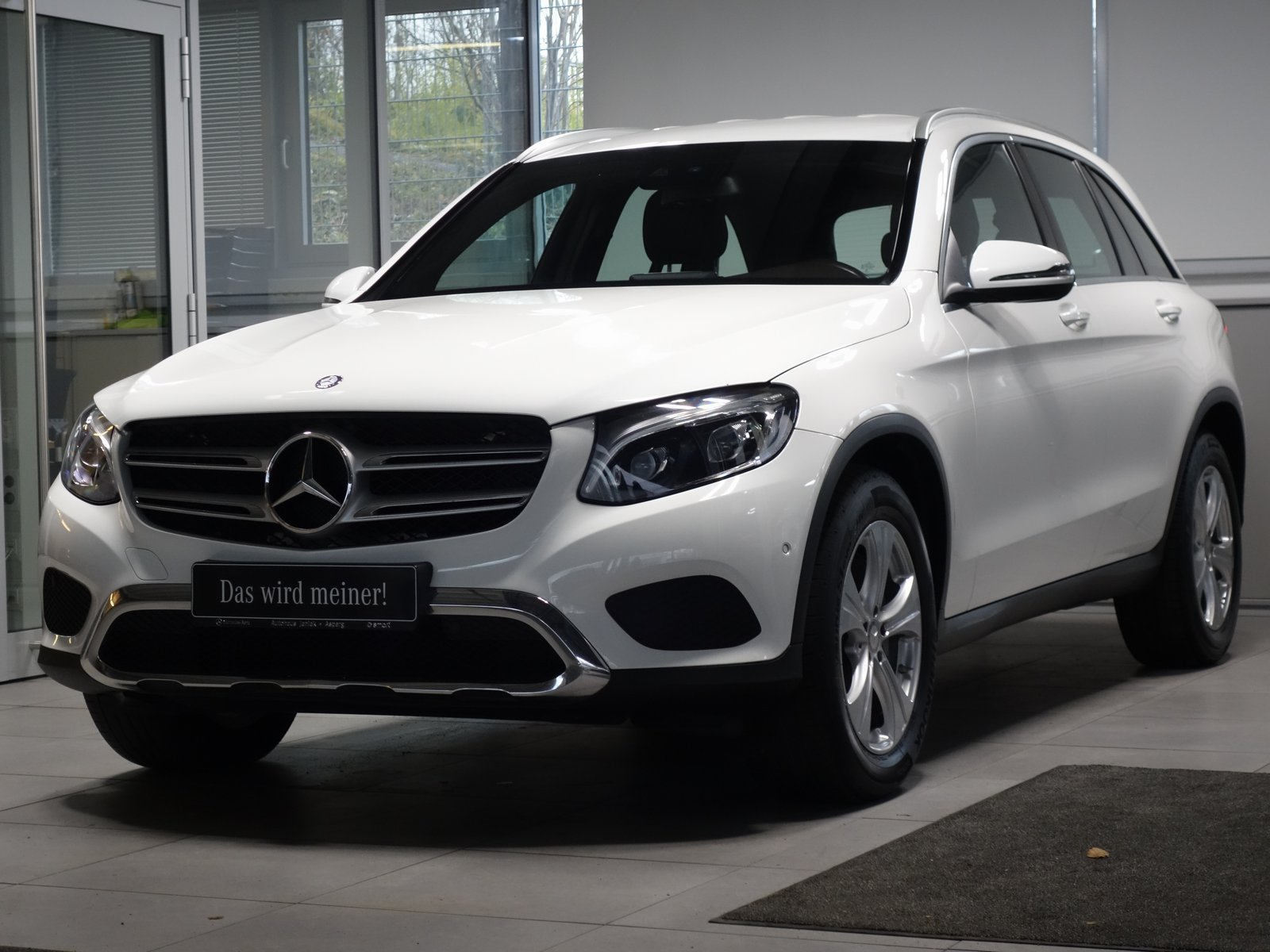 Mercedes-Benz GLC 250d 4M Exclusive|Comand|LED ILS|PDC|Klima, Jahr 2015, Diesel