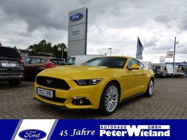 Ford Mustang 2.3 Eco Boost Aut., Jahr 2016, Benzin