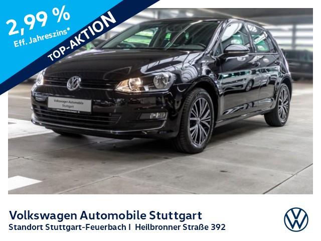 Volkswagen Golf VII 1.4 TSI Allstar Navi Tempomat, Jahr 2017, Benzin