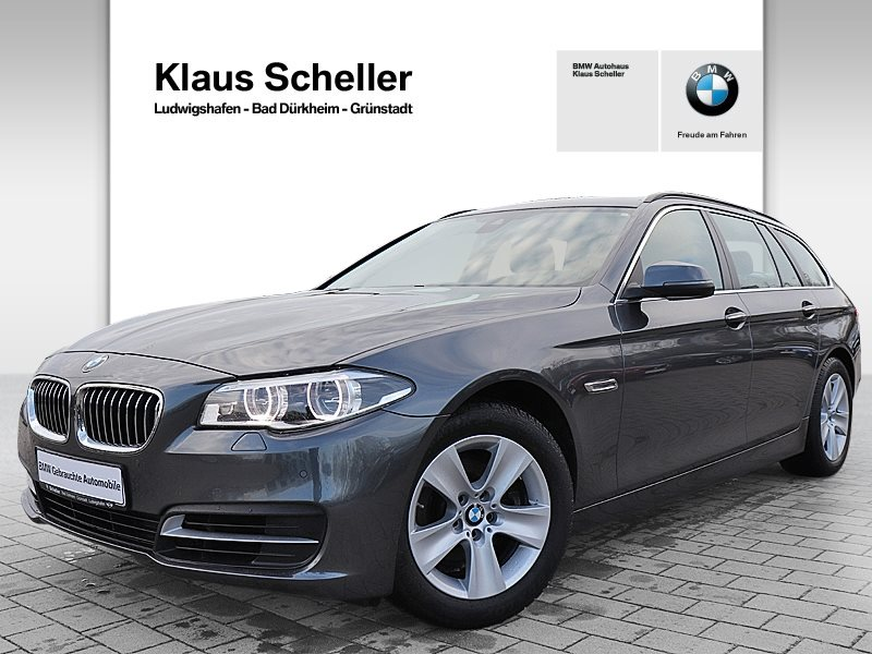 BMW 520d xDrive Touring Head-Up HiFi LED Navi Bus., Jahr 2016, Diesel