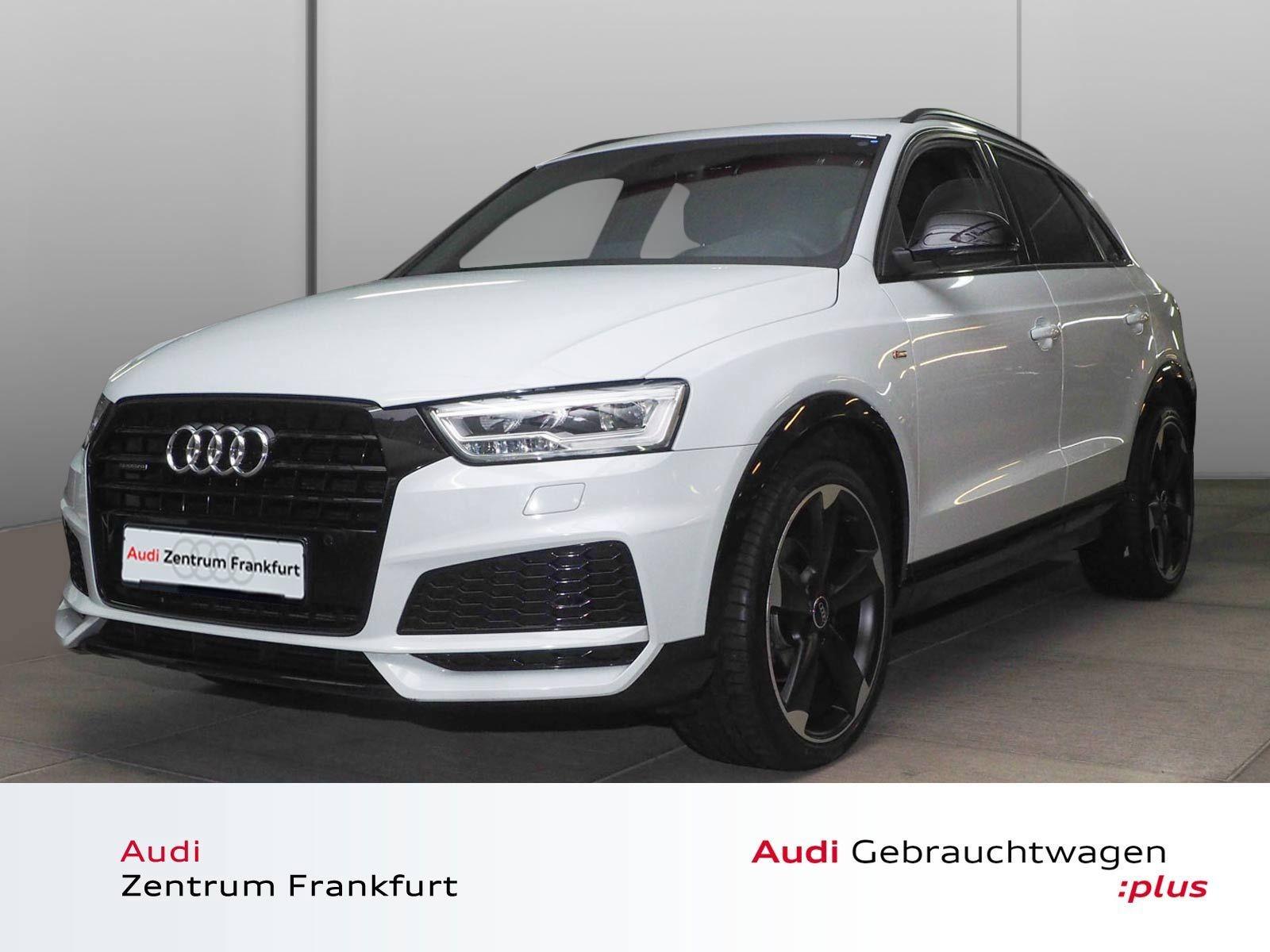 Audi Q3 2.0 TDI quattro S tronic S line LED Navi DAB Tempomat, Jahr 2017, Diesel