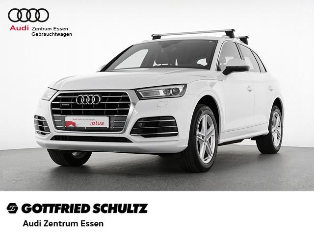 Audi Q5 40TDI 2.0 TDI S-LINE LEDER NAV PLUS SHZ XENON PDC FSE MUFU, Jahr 2019, Diesel