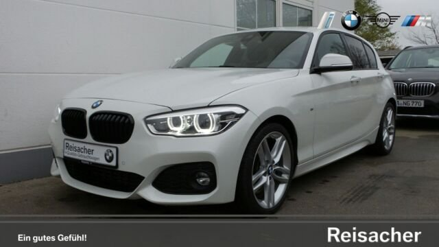 "BMW 125d A 5trg. M-Sportpaket,Navi,Glasdach,LED,18"", Jahr 2015, diesel"