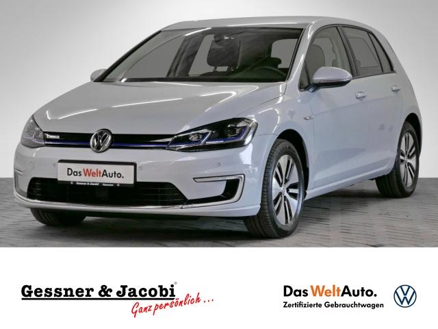 Volkswagen Golf VII e-Golf Navi PDC Climatronic 2-Zonen LED, Jahr 2018, Elektro