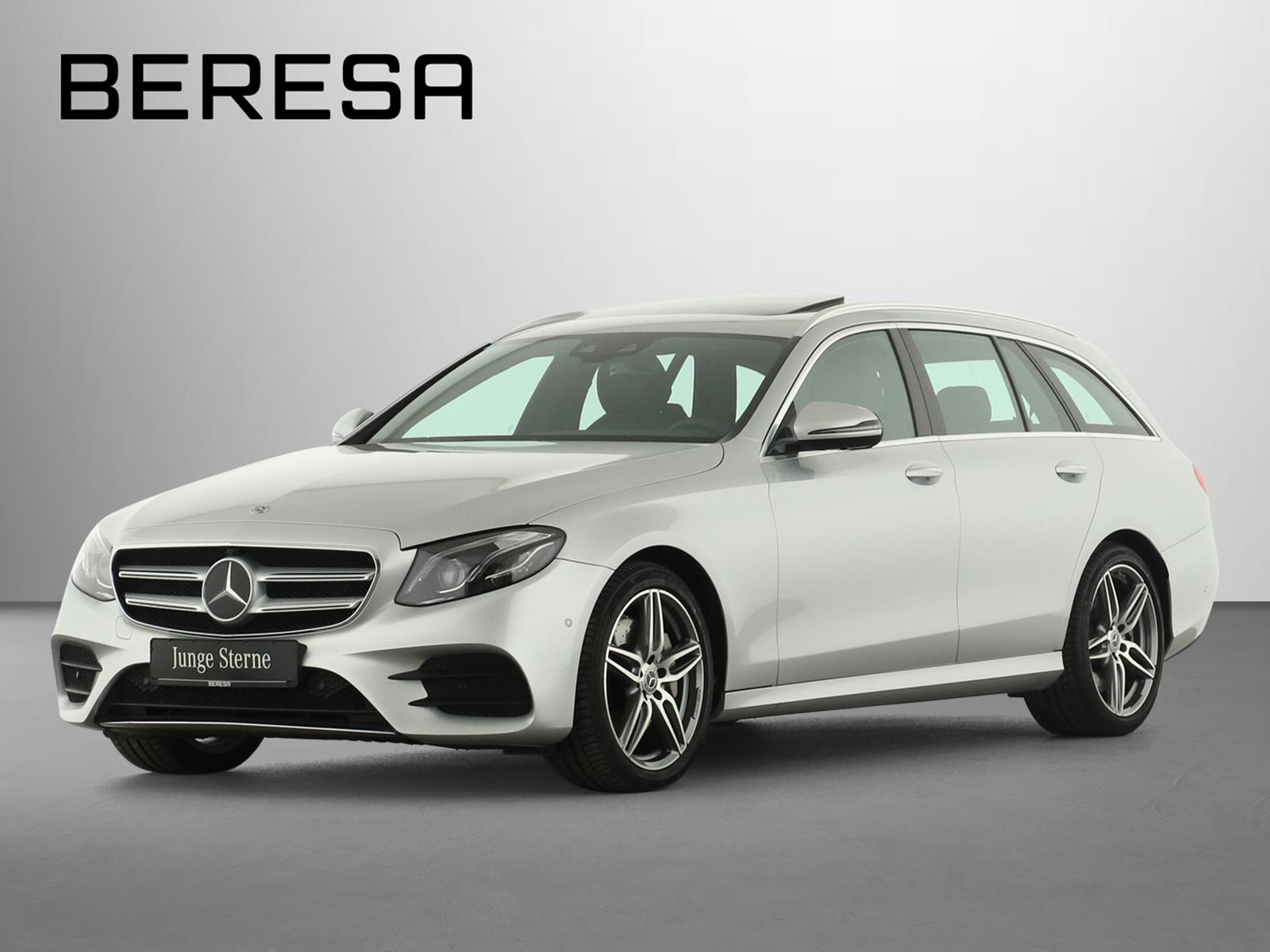 Mercedes-Benz E 450 4M T AMG Comand Fahrassist. 360° LED, Jahr 2019, Benzin