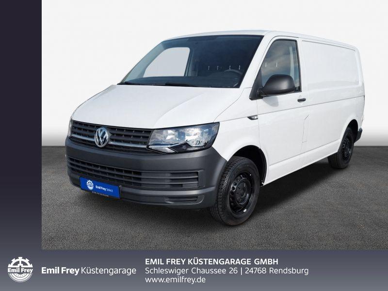 Volkswagen T6 Transporter Kasten 2,0 TDI AHK, Jahr 2016, Diesel