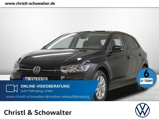 Volkswagen Polo Highline 1.0 TSI Navi Climatronic Bluetooth, Jahr 2020, Benzin