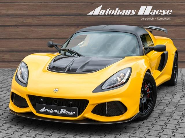 Lotus Exige Sport 410 *SOLID YELLOW* LOTUS HAESE, Jahr 2020, Benzin