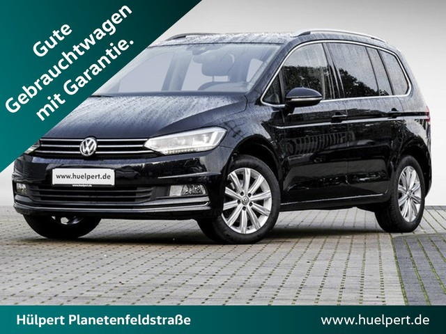 Volkswagen Touran 2.0 TDI Highline LED NAVI ACC PANO PDC STHZ SHZ ALU, Jahr 2016, Diesel