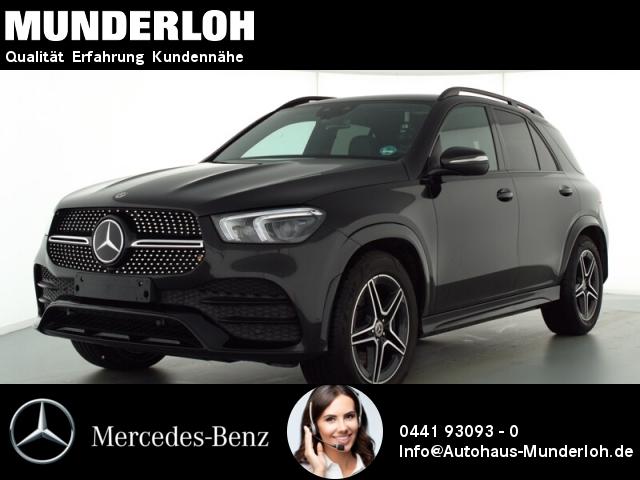 Mercedes-Benz GLE 450 4MATIC AMG Night Distronic Panorama AHK, Jahr 2020, Benzin