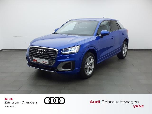 Audi Q2 Sport 1.6 TDI LED-SW AHZV, Jahr 2017, Diesel