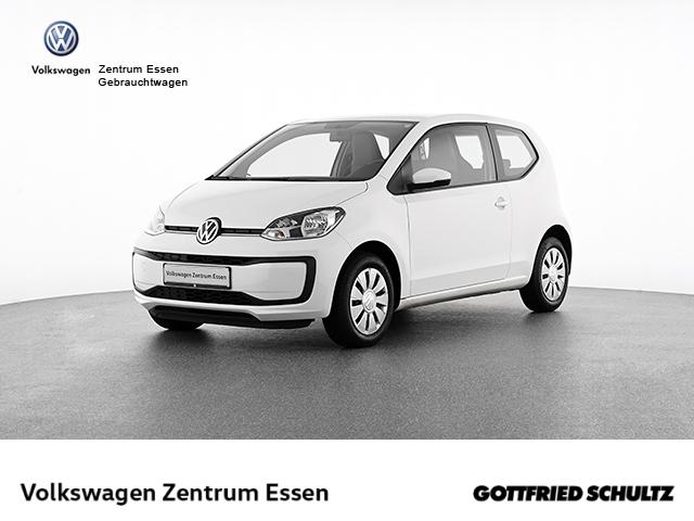 Volkswagen up! Move 1.0 Klima ZV Euro6 Isofix EasyEntry, Jahr 2018, Benzin