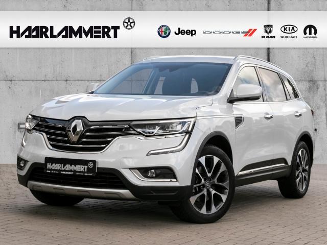Renault Koleos Limited 4x4 2.0 dCi TEILLEDER+PDC+ALUFELGEN+VOLL-LED, Jahr 2018, Diesel