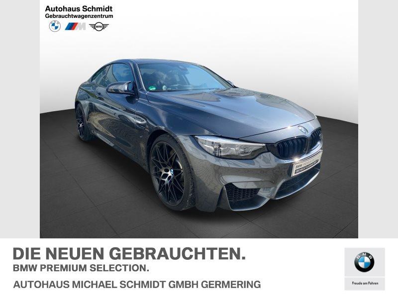 BMW M4 Coupé Glasdach*Memory*Surround View*Competition*, Jahr 2020, Benzin