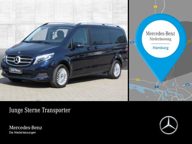 Mercedes-Benz V 220 CDI lang 4M Edition Sportpak COMAND ILS LED, Jahr 2019, Diesel