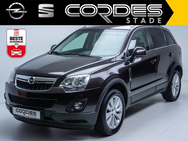 Opel Antara Design Edition 4x2 2.4 PDC Navi AHK (102), Jahr 2015, Diesel