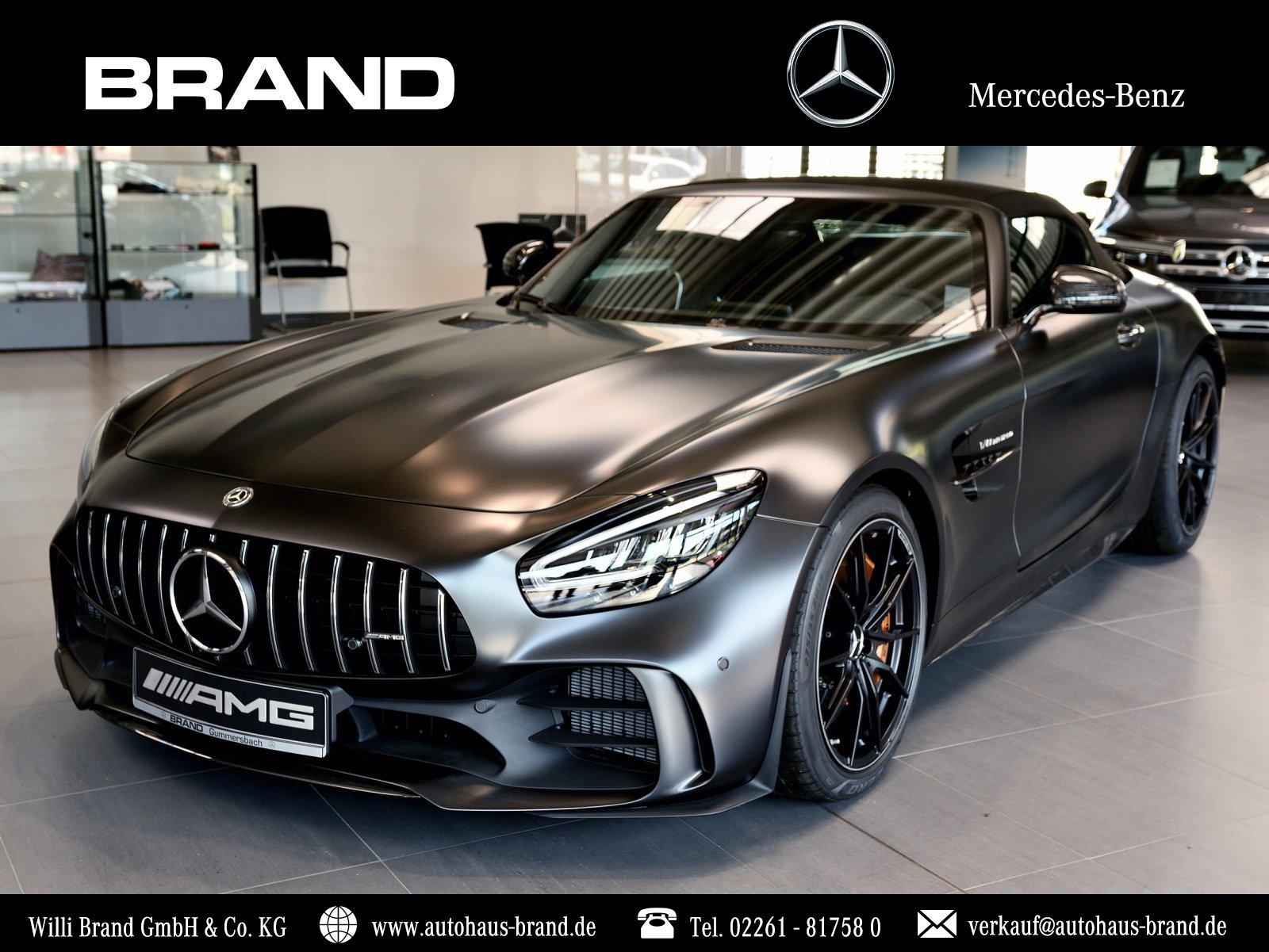Mercedes-Benz AMG GT R Roadster (limitierte Serie v. 750 Fzg.), Jahr 2019, Benzin