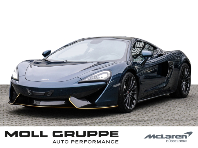 McLaren 570GT Pacific, Sports Exhaust, Vehicle Lift, Jahr 2017, Benzin
