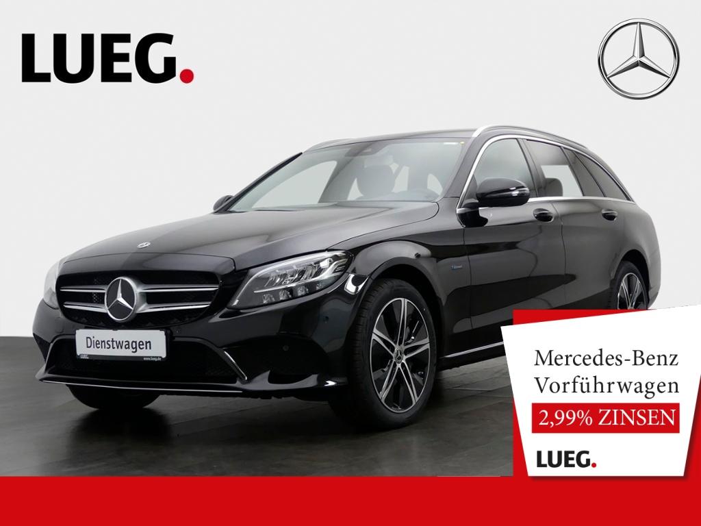 Mercedes-Benz C 300 de T AVANTGARDE+AHK+COMAND+LED+TOTW+KAM, Jahr 2020, Hybrid_Diesel
