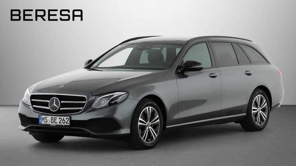 Mercedes-Benz E 200 4M T Avantgarde Comand Fahrassist., Jahr 2020, Benzin