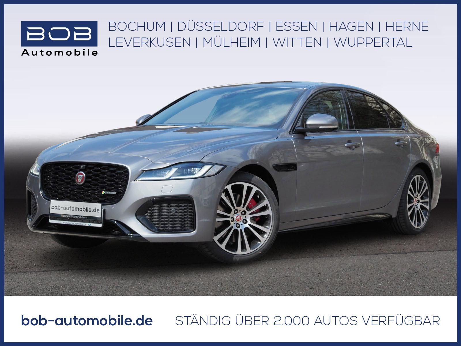 Jaguar XF finanzieren