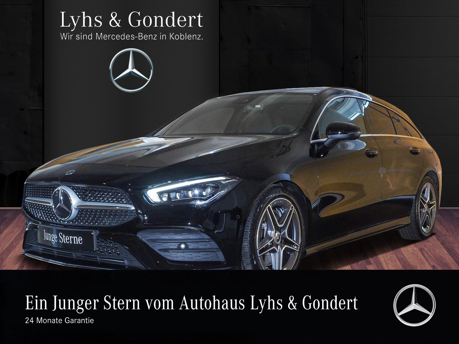 Mercedes-Benz CLA 250 Shooting Brake AMG Pano.-Dach LED Kamera, Jahr 2020, Benzin