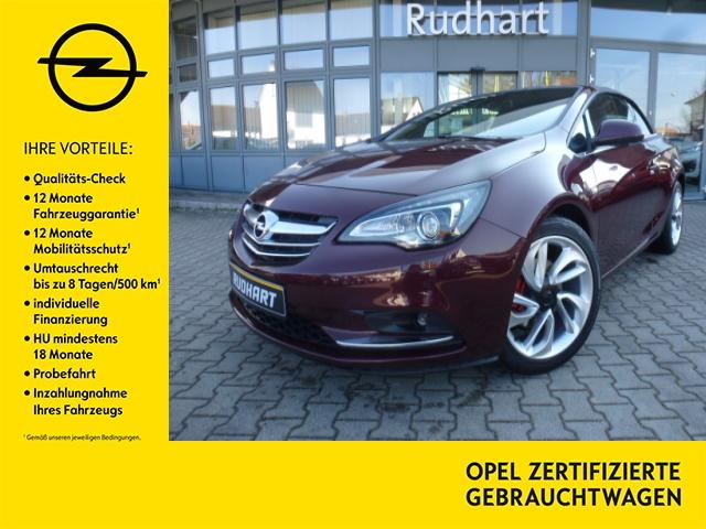 Opel Cascada 1.6 Innovation 170PS Leder BiXenon Navi 19'', Jahr 2013, Benzin