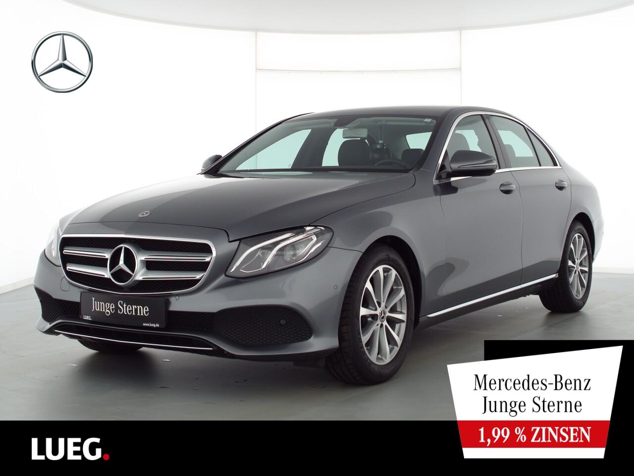 Mercedes-Benz E 200 d Avantgarde+Navi+LED-HP+AHK+ParkAs+Kamera, Jahr 2018, Diesel