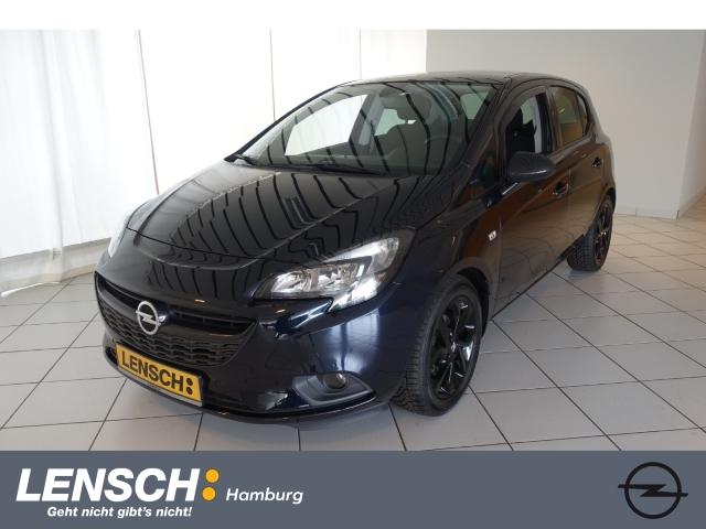 Opel Corsa Color Edition 1.4 AUT+SCHIEBEDACH+PDC+SHZ, Jahr 2018, Benzin